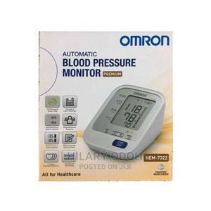 Omron Automatic Blood Pressure Monitor Hem 7322   Medical Supplies & Equipment for sale in Lagos State, Ojo