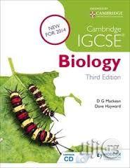 Cambridge IGCSE Biology 3rd Edition | Books & Games for sale in Lagos State