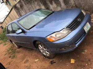 Toyota Avalon 2003 XL W/Bucket Seats Blue | Cars for sale in Lagos State, Ejigbo