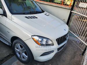Mercedes-Benz M Class 2012 ML 350 BlueTEC 4Matic White   Cars for sale in Lagos State, Amuwo-Odofin