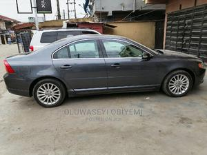 Volvo S80 2008 3.2 Gray | Cars for sale in Lagos State, Kosofe