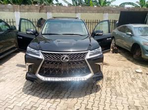 Lexus LX 2012 570 Black | Cars for sale in Lagos State, Ikeja