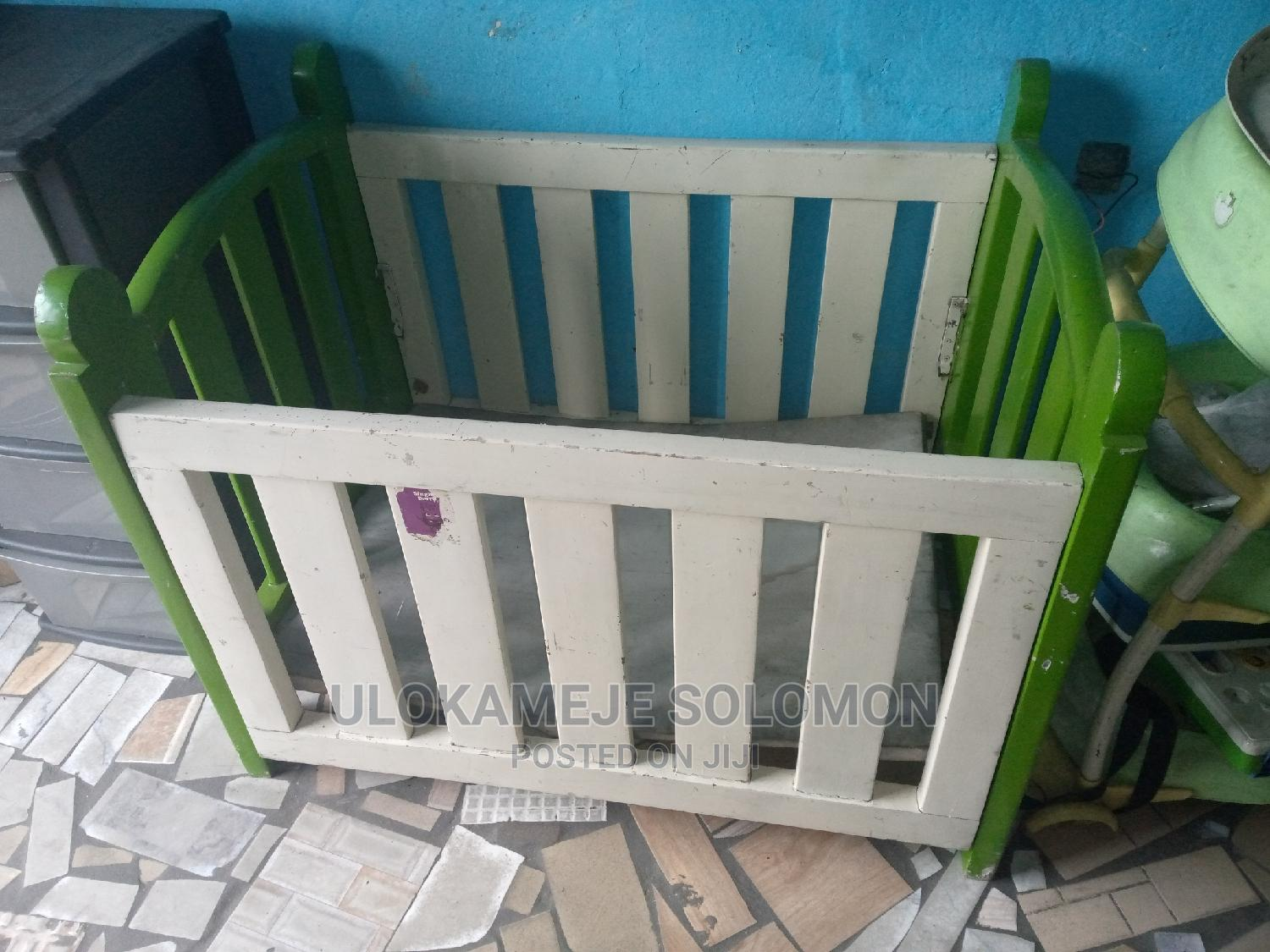 Babies Cot / Bed   Children's Furniture for sale in Port-Harcourt, Rivers State, Nigeria
