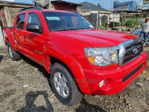 Toyota Tacoma 2006 Red | Cars for sale in Rivers State, Port-Harcourt