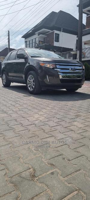 Ford Edge 2011 Gold | Cars for sale in Lagos State, Lekki