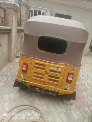 Bajaj RE 2018 Yellow | Motorcycles & Scooters for sale in Abuja (FCT) State, Asokoro