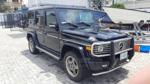 Mercedes-Benz G-Class 2008 Base G 55 AMG 4x4 Black | Cars for sale in Lagos State, Victoria Island