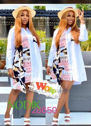 New Quality Female Long Shirt Gown | Clothing for sale in Lagos State, Ikeja