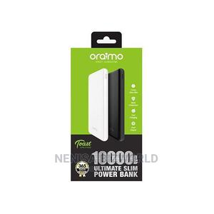 Oraimo COMPACT 10000mah Ultra Slim Fast Charging Power Bank | Accessories for Mobile Phones & Tablets for sale in Lagos State, Kosofe