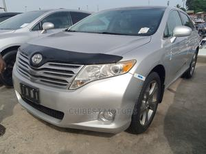 Toyota Venza 2010 V6 Silver | Cars for sale in Lagos State, Apapa