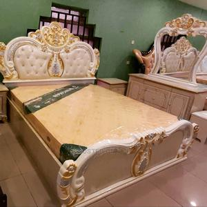 Classic Royal Bed Kings Size 6 by 7   Furniture for sale in Lagos State, Lekki