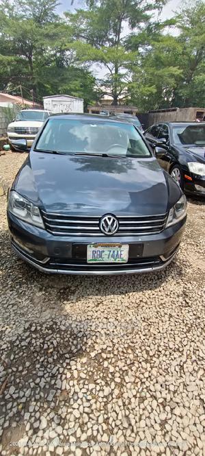 Volkswagen Passat 2012 2.0 Sport Sedan Gray | Cars for sale in Abuja (FCT) State, Garki 2