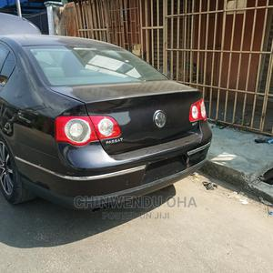 Volkswagen Passat 2007 Black | Cars for sale in Lagos State, Ikeja