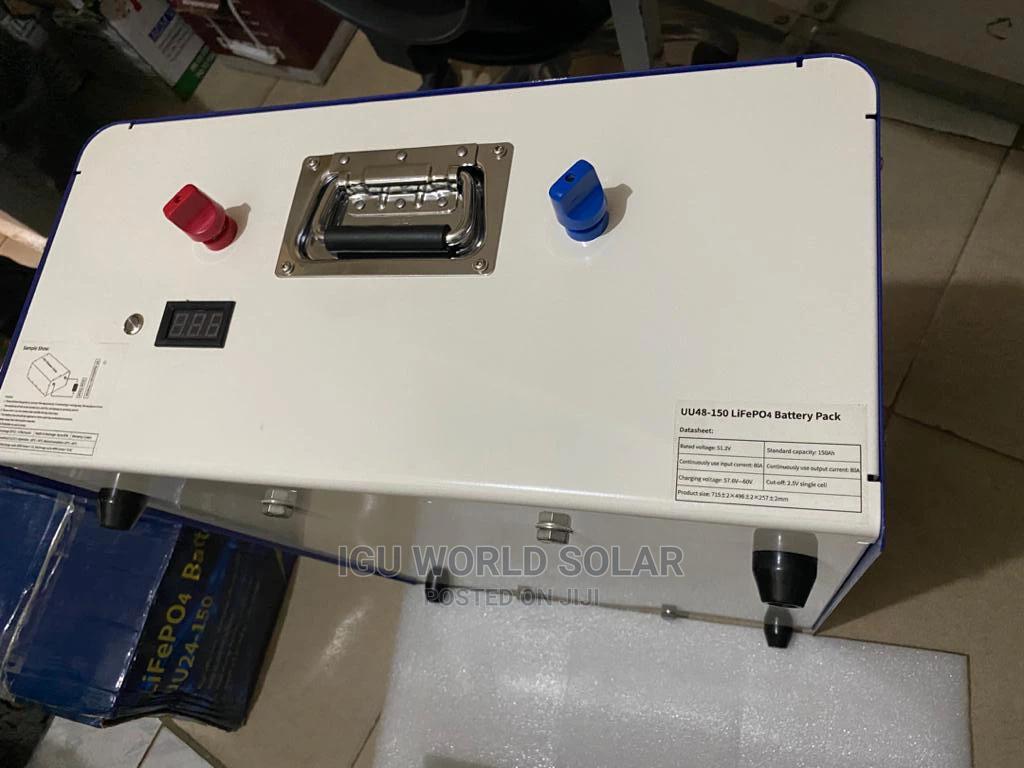 Archive: 200ah/12v LITHIUM LIFEPO4 Battery