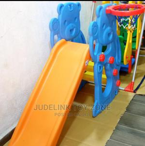 Slide and Basket Ball   Toys for sale in Rivers State, Port-Harcourt