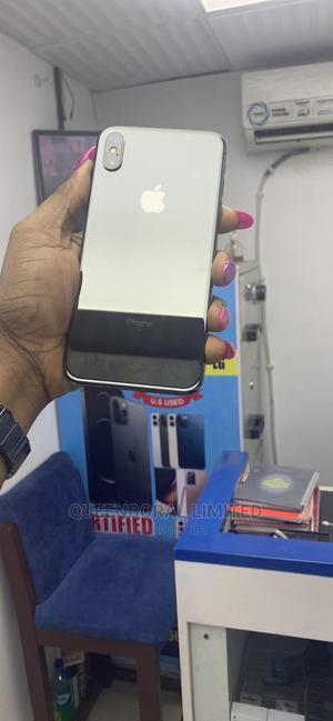 Apple iPhone XS Max 256 GB Black   Mobile Phones for sale in Lagos State, Ikeja