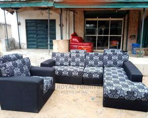 Strong Quality L Shape Chairs | Furniture for sale in Lagos State, Ikeja