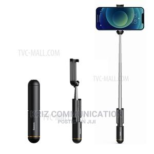 Foldable Wireless Bluetooth Selfie Stick   Accessories for Mobile Phones & Tablets for sale in Lagos State, Ikeja