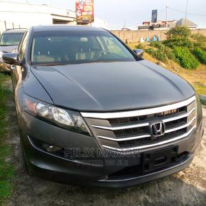 Honda Accord CrossTour 2010 EX-L AWD Gray   Cars for sale in Rivers State, Port-Harcourt