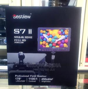 """7"""" Bestview S7 Ii Sdi and 4K HDMI Full HD Camera Monitor   Accessories & Supplies for Electronics for sale in Lagos State, Ikeja"""