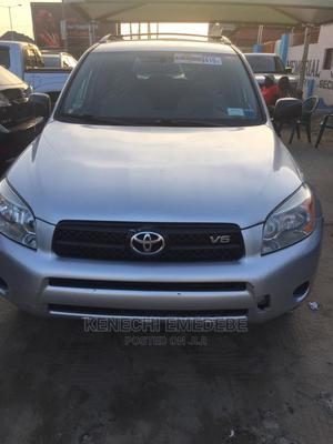 Toyota RAV4 2008 3.5 Silver | Cars for sale in Lagos State, Amuwo-Odofin