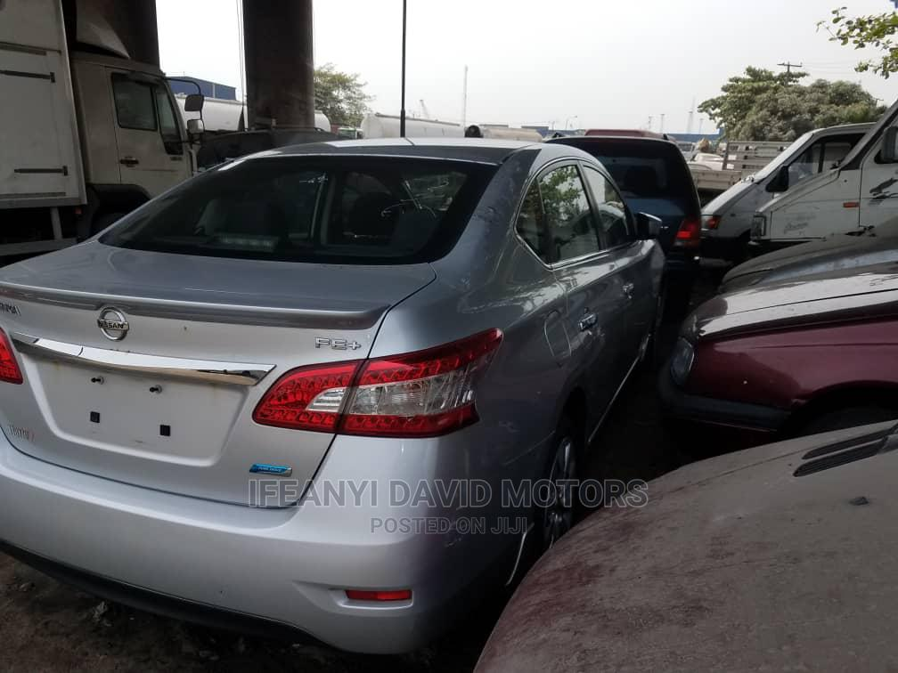 Archive: Nissan Sentra 2015 Silver