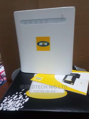 Universal Zte MTN Mf286 Hynetflex 4G LTE PLUS 120gb Free Dat | Networking Products for sale in Lagos State, Ifako-Ijaiye