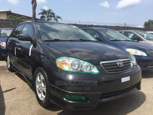 Toyota Corolla 2007 S Black | Cars for sale in Lagos State, Apapa