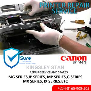 Canon Prinnter Engineer | Repair Services for sale in Lagos State, Ikeja