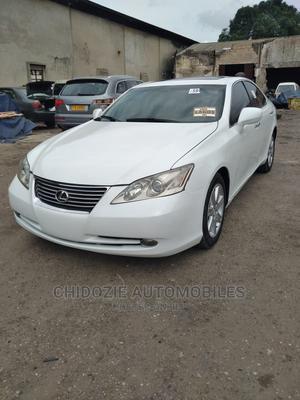 Lexus ES 2008 350 White | Cars for sale in Lagos State, Amuwo-Odofin