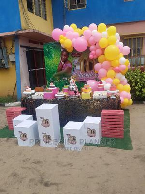 OLASHILE 10 Years Birthday Party Decor | Party, Catering & Event Services for sale in Lagos State, Surulere