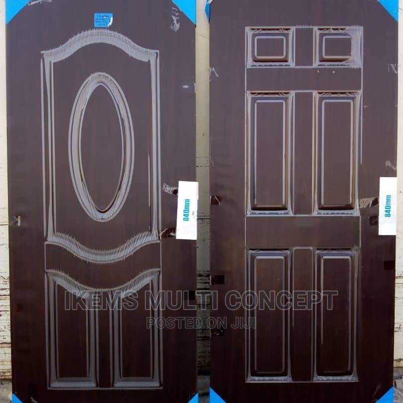 Ameriacn Steel Internal Doors and Wooden Doors