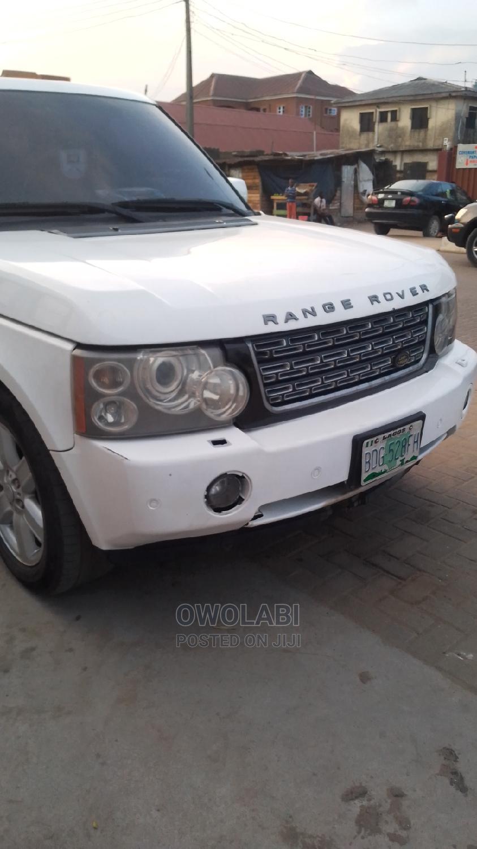 Archive: Land Rover Range Rover 2007 White