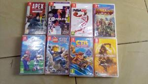 All Type of Nintendo Switch Games Available | Video Games for sale in Abuja (FCT) State, Wuse