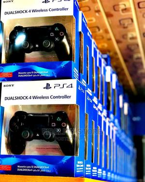 PS4 Dualshock 4 Wireless Controller   Video Game Consoles for sale in Lagos State, Ikeja