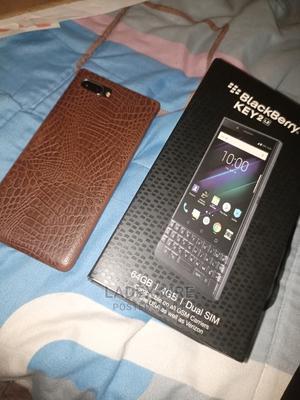 BlackBerry KEY2 LE Dual SIM 64 GB Blue | Mobile Phones for sale in Lagos State, Ikorodu
