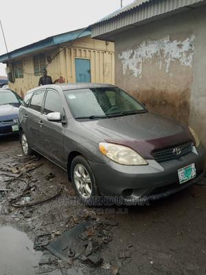 Toyota Matrix 2005 Gray | Cars for sale in Lagos State, Ifako-Ijaiye