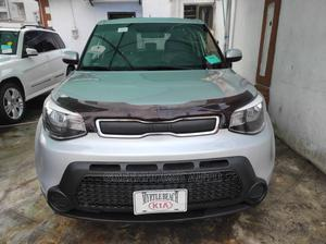 Kia Soul 2016 Base Hatchback Silver   Cars for sale in Lagos State, Ikeja