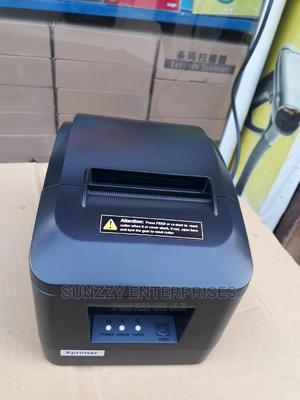 80mm Thermal POS Receipt Printer | Store Equipment for sale in Lagos State, Ikeja