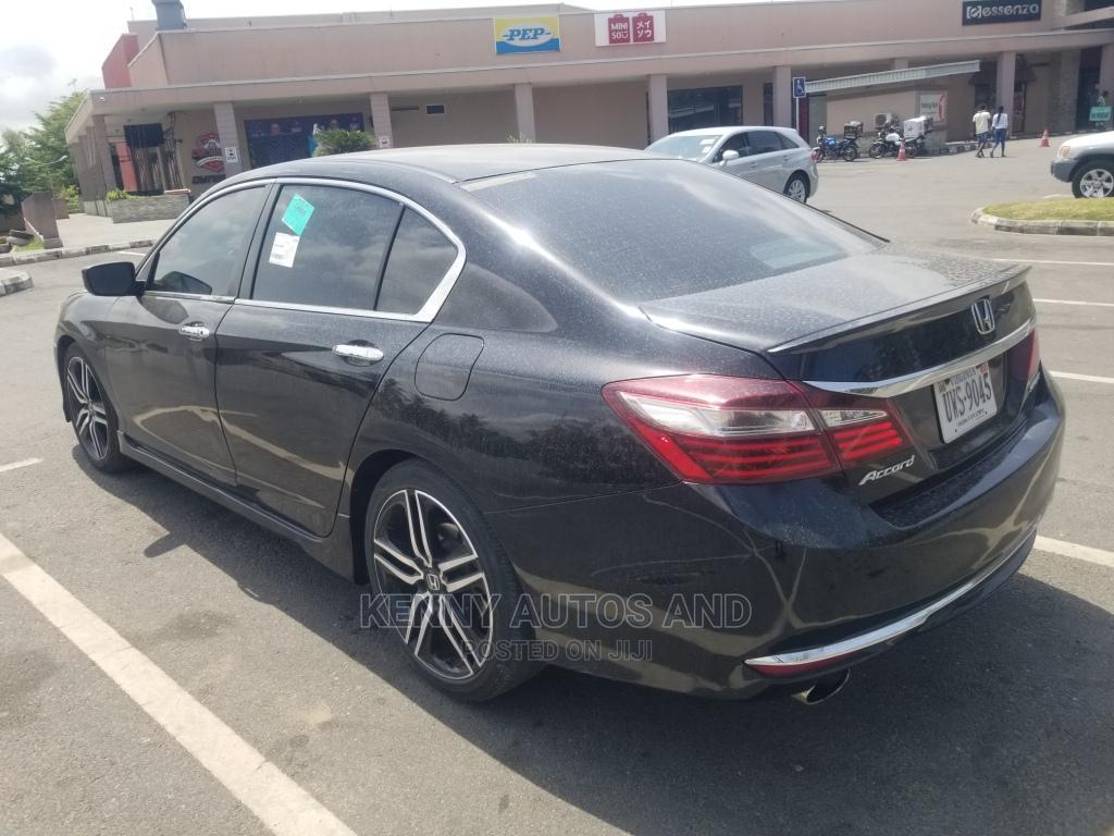 Honda Accord 2017 Black   Cars for sale in Amuwo-Odofin, Lagos State, Nigeria