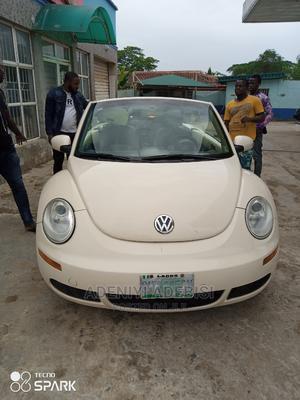 Volkswagen Beetle 2007 Beige | Cars for sale in Lagos State, Ojodu