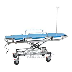 Patient Transfer Stretcher With Drip Stand | Medical Supplies & Equipment for sale in Abuja (FCT) State, Gwagwa