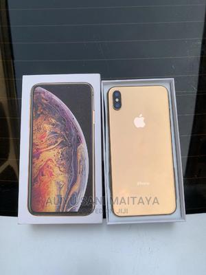 Apple iPhone XS Max 256 GB Gold   Mobile Phones for sale in Kaduna State, Kaduna / Kaduna State
