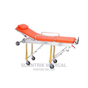 Emergency Medical Hospital Stretcher With Drip Stand | Medical Supplies & Equipment for sale in Abuja (FCT) State, Pyakasa