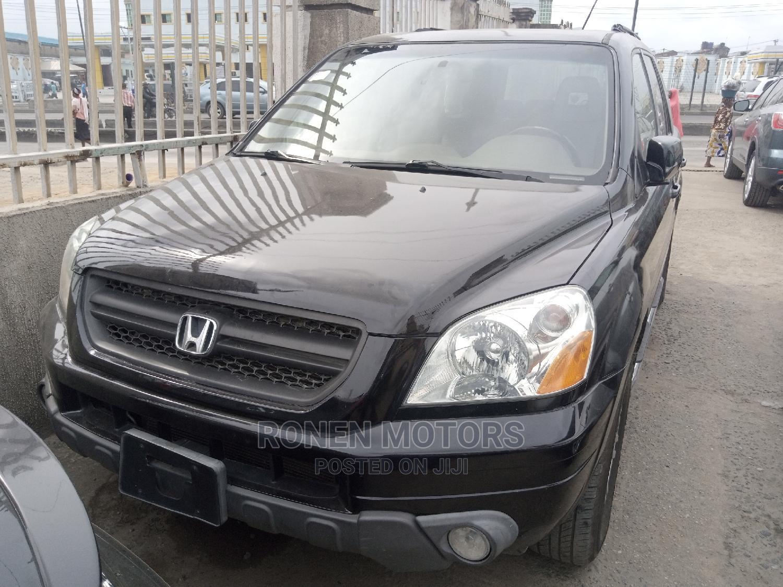 Archive: Honda Pilot 2005 Black