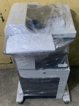 HP Laserjet MFP M725   Printers & Scanners for sale in Lagos State, Surulere