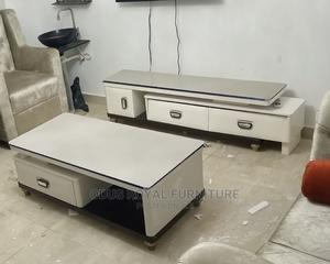 Tv Stand With Centre Table | Furniture for sale in Lagos State, Ikeja