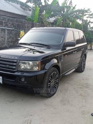 Land Rover Range Rover Sport 2008 4.2 V8 SC Black   Cars for sale in Rivers State, Port-Harcourt