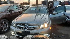 Mercedes-Benz C300 2009 Gray | Cars for sale in Lagos State, Surulere