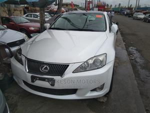 Lexus IS 2010 250 AWD Automatic White   Cars for sale in Lagos State, Apapa